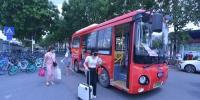 """城中村公交地铁接驳难?""""迷你公交车""""将在广州全市推广 - 广东大洋网"""