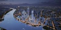 广州打造西翼CBD 白鹅潭规划13条轨道交通 - 广东大洋网