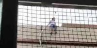 惊险!4名热心市民合力救回14岁跳楼轻生女孩 - 广东大洋网
