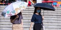 广州炎热天气将持续到7月17日,过后或有台风出现 - 广东大洋网
