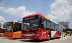 """新版""""巨无霸""""公交车上线广州BRT!这些细节不同了 - News.Timedg.Com"""