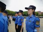 """大朗城管分局举行迎八一""""军姿比武""""活动 - News.Timedg.Com"""