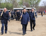 镜观·领航丨春回植新绿 万叶汇山河 - News.Timedg.Com