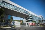 广东以色列理工学院校园。 作者 广以宣 - 中国新闻社广东分社主办