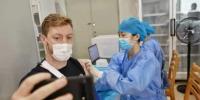 全市率先!白云打出广州市外籍人士新冠疫苗第一针 - 广东大洋网