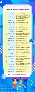 重磅,广州义务教育招生指导意见出炉! - 广东大洋网