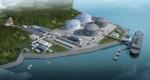 广州LNG气源站2座16万方储罐成功升顶,预计明年建成投产 - 广东大洋网