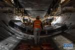 深圳:城市地下综合管廊大纵坡隧道建设进展顺利 - 新浪广东