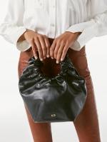 Le Scrunch 皮质手提袋 - 新浪广东