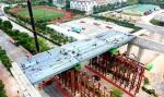 机场第二高速南段工程有新进展!未来天河去白云机场只需30分钟 - 广东大洋网