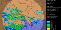 继花都后,白云、从化雷雨大风黄色预警信号生效 - 广东大洋网