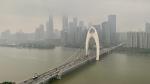 广州暴雨黄色和雷雨大风黄色预警生效 - 广东大洋网