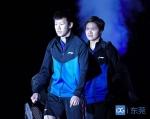 全国羽毛球冠军赛,东莞选手雷兰曦、任翔宇分获男单、男双两项冠军 - News.Timedg.Com