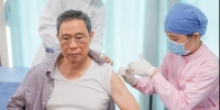 钟南山接种新冠疫苗:感觉很好,希望大家尽快接种 - 广东大洋网