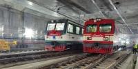 地铁七号线西延顺德段全线短轨贯通 - 广东大洋网